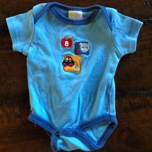 5for25 EUC Baby Gear onesie